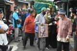 Jenazah korban Dinda Amalia, siswi Kelas-IX SMP tiba dimakamkan