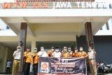 Bantu penanganan pascagempa Sulbar, PKS Jateng berangkatkan sukarelawan