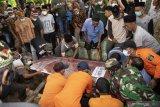 RS Polri sudah terima 308 kantong jenazah korban Sriwijaya Air