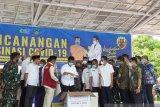 62 tenaga medis  Batam telah divaksin COVID-19
