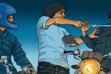 Polisi selidiki pencurian motor bermodus tuduh korban lakukan begal