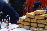 BNN Sumsel musnahkan 15,9 kg sabu senilai Rp16 miliar