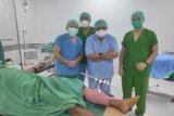 Tim medis bedah 30 korban patah tulang akibat gempa Sulbar