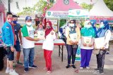 Pelaku UMKM Kotim gencar promosikan beras lokal