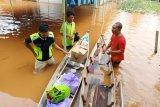 PP Kagama menyalurkan bantuan korban bencana Sulbar, Kalsel, dan Jabar