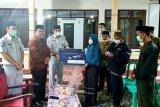 Jasa Raharja serahkan satunan kepada keluarga korban Sriwijaya Air asal Kebumen