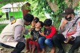 Tim Trauma Healing Polda Sulbar pulihkan anak-anak korban gempa