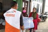 WVI distribusi paket perlengkapan keluarga korban gempa di Sulbar