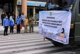 Wali kota Palangka Raya antar langsung bantuan korban banjir di Kalsel