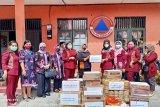 Forgawara Kota Palangka Raya salurkan bantuan kepada korban banjir Kalsel