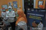 Wakil Wlaikota Palembang bantu sosialisasikan vaksin C