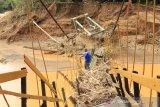 Banjir di Hulu Sungai Tengah sebabkan ratusan rumah hilang