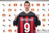 AC Milan sumbangkan gaji Mario Mandzukic untuk amal
