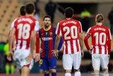Pukul Villalibre, Kapten Barcelona Lionel Messi hanya dihukum dua laga