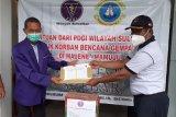 PDGI Sulselbar salurkan bantuan untuk korban gempa di Sulbar