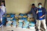 IKA Smansa 89 Makassar salurkan bantuan korban gempa Sulbar
