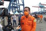 Operasi pencarian korban Sriwijaya Air, kapal Basarnas berbenturan dengan kapal Kemenhub