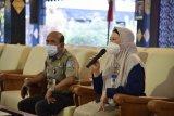 Sleman belum izinkan pengungsi pulang meski Merapi sudah erupsi efusi