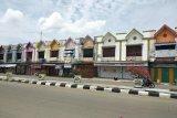Sejumlah pusat perbelanjaan di Mamuju dipadati warga