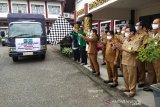 Bupati Bartim terharu solidaritas warga bantu korban banjir