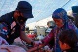 Polda salurkan bantuan obat untuk pengungsi gempa Sulbar