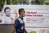 Kasus COVID-19 Jakarta rekor pada Rabu