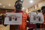 RS Polri telah menerima 310 kantong jenazah korban pesawat Sriwijaya Air
