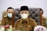 Bupati Pringsewu hadiri penandatanganan kerja sama PMA /PMDN dan UMKM