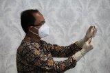 Sepekan usai divaksinasi, para pejabat di Lampung tak rasakan efek samping