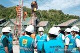 Terkendala akses, sisa 21 gardu PLN belum menyala di Sulawesi Barat