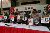 Polres  Gresik tangkap penyebar hoaks vaksinasi tewaskan Kasdim 0817