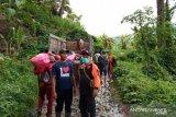 Warga di kawasan TN Meru Betiri  terisolasi akibat longsor