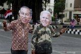 Presiden Jokowi ucapkan selamat pelantikan Joe Biden-Kamala Harris