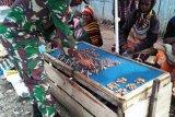 Babinsa Koramil Enarotali lakukan komunikasi sosial dengan warga binaan