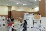 KPU Kabupaten Solok buka kotak suara sebagai bukti di MK