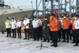 Basarnas menghentikan pencarian korban Sriwijaya Air SJ 182