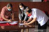 BSG menyetujui restrukturisasi pembiayaan pembangunan RSUD Tondano