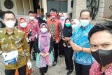 BPKAD Lampung Timur Tes Antigen Semua Pegawainya