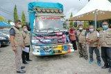 Kemenag Sulsel kirim bantuan untuk korban gempa diangkut 100 mobil