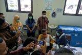 Wali Kota Tarakan penerima vaksin COVID-19