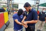 Petugas gabungan ringkus pelaku eksibisionis di Stasiun Sudirman Jakarta