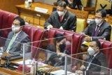 Paripurna DPR RI  setujui Komjen Pol Listyo Sigit jadi Kapolri