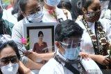 Dirut Sriwijaya berterima kasih atas upaya pencarian korban kecelakaan SJ 182