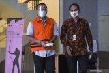 Edhy Prabowo mengeluh tidak dapat bertemu dengan keluarganya