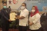 KPU tetapkan Hendi-Ita paslon terpilih Pilkada Kota Semarang
