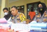 Polresta Mataram tangkap buruh bangunan edarkan sabu-sabu