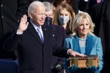 Presiden Biden tanda tangani 15 tindakan eksekutif terkait pandemi dan iklim