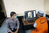 Polda Sulut fasilitasi tahanan bertemu keluarga virtual meeting