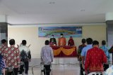 Sekda Pringsewu hadiri rakor dan sosialisasi BKAD dan BUMDes