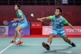 Ganda Indonesia Hafiz/Gloria terhenti pada babak pertama Swiss Open